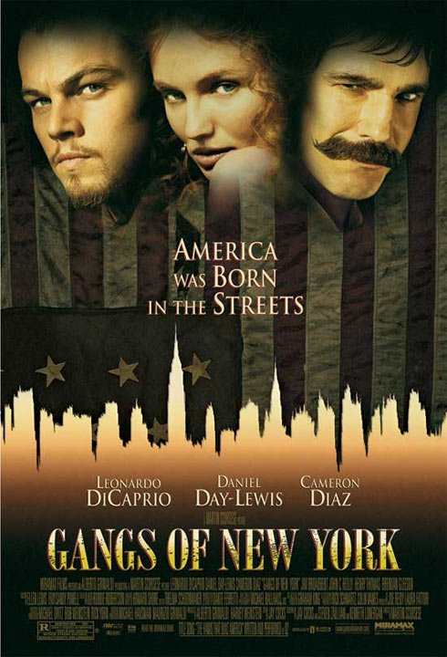Gangs of New York Poster #1