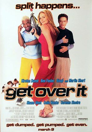 Get Over It Poster #2