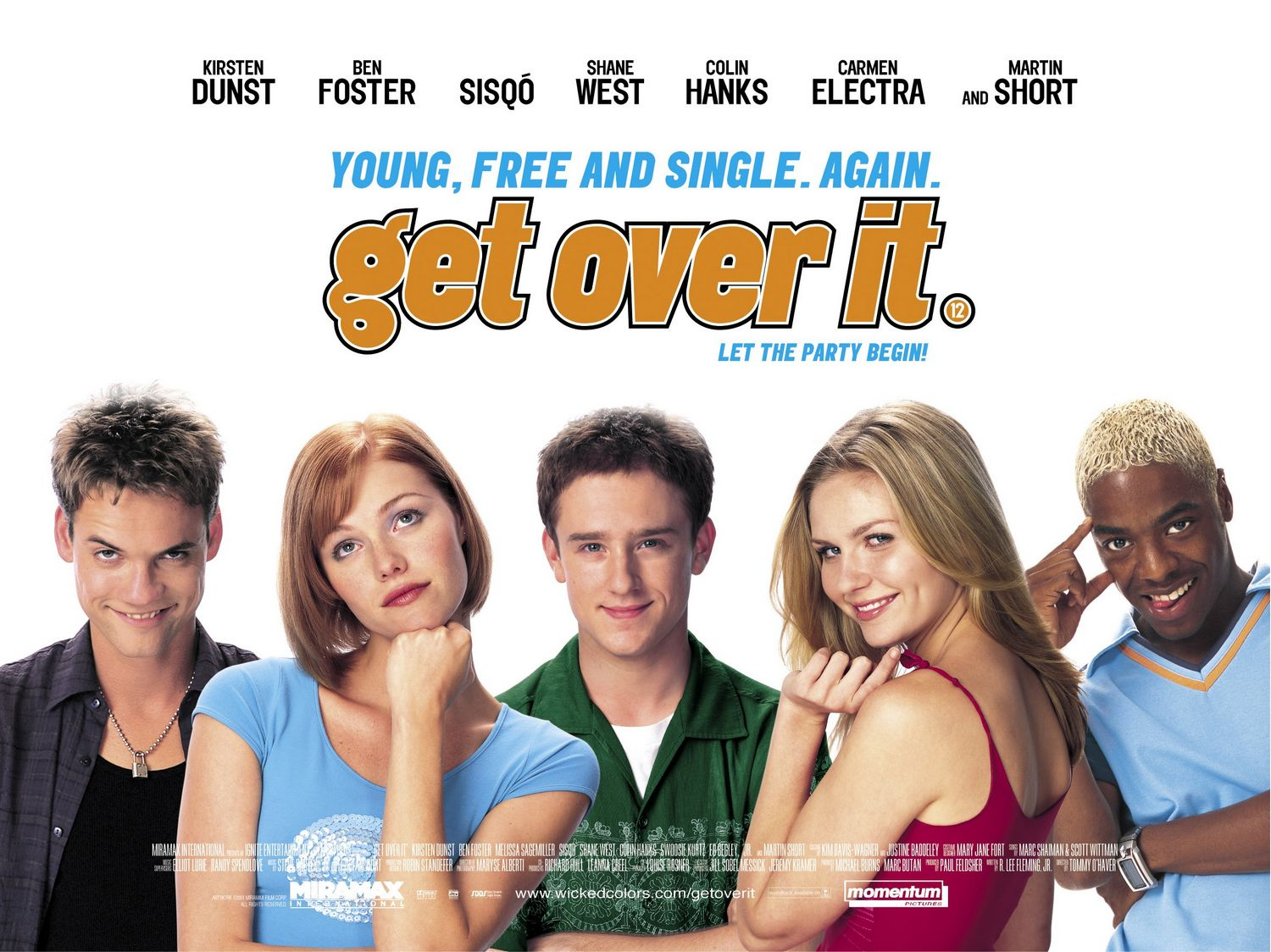 Get Over It Poster #1
