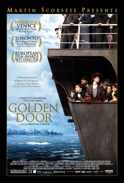 Golden Door Poster #1