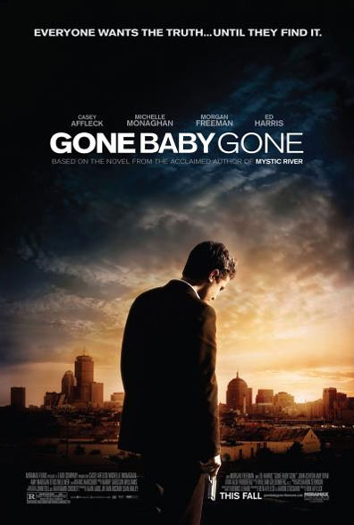 Gone, Baby, Gone Poster #1