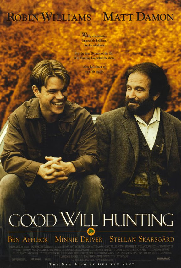 Good Will Hunting Poster #1