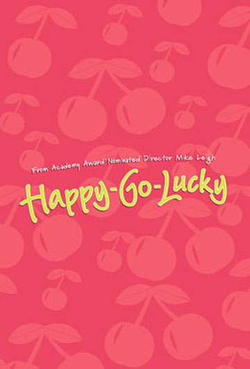 Happy-Go-Lucky Poster #2