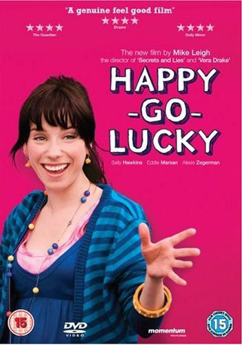 Happy-Go-Lucky Poster #1