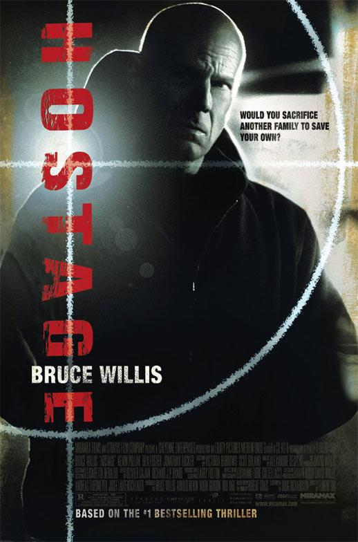 Hostage Poster #1