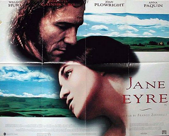 Jane Eyre Poster #2