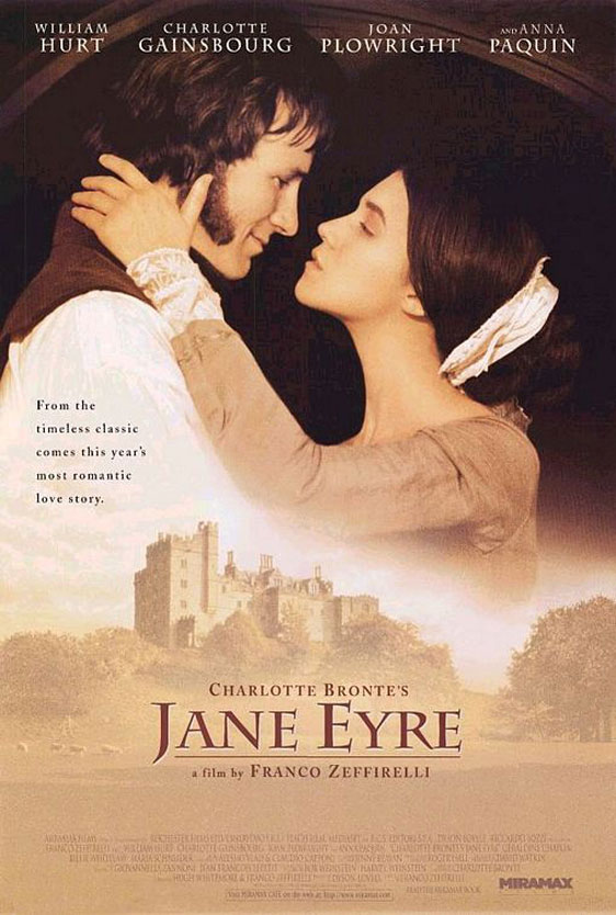 Jane Eyre Poster #1