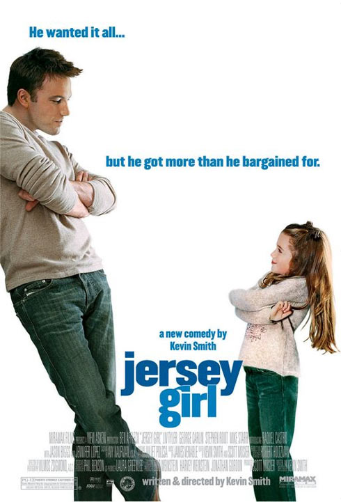Jersey Girl Poster #1