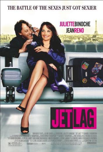 Jet Lag Poster #1