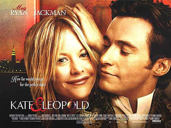 Kate & Leopold Poster #2