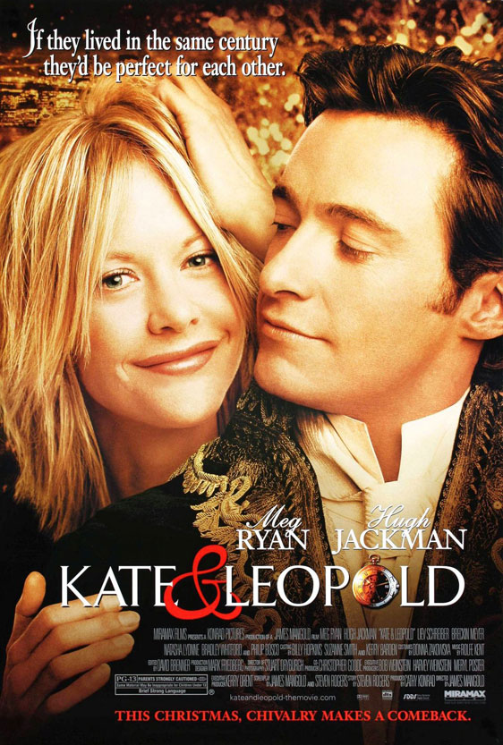 Kate & Leopold Poster #1