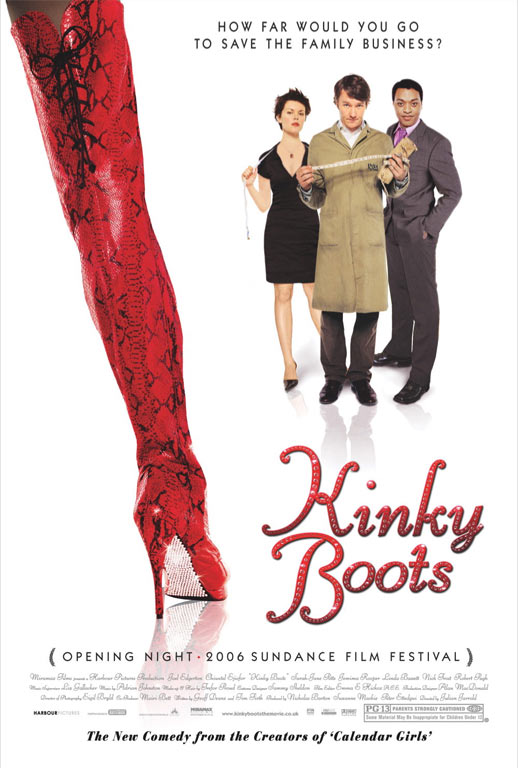 Kinky Boots Poster #1