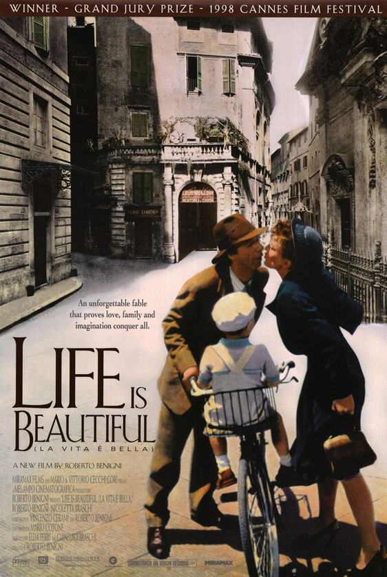 Life is Beautiful Poster #1
