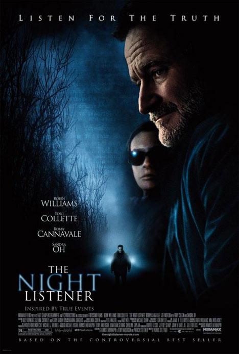 The Night Listener Poster #1