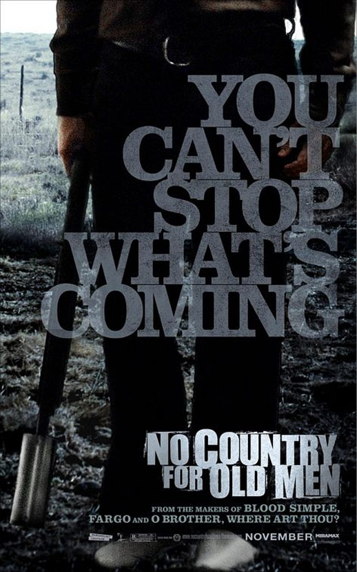 No Country for Old Men Poster #3
