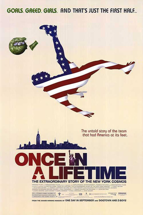 Once in a Lifetime Poster #1