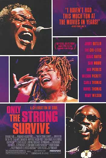 Only the Strong Survive Poster #1