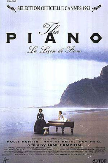 The Piano Poster #1