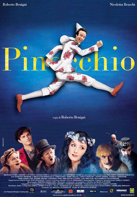 Pinocchio Poster #1