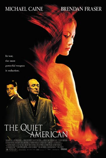 The Quiet American Poster #1
