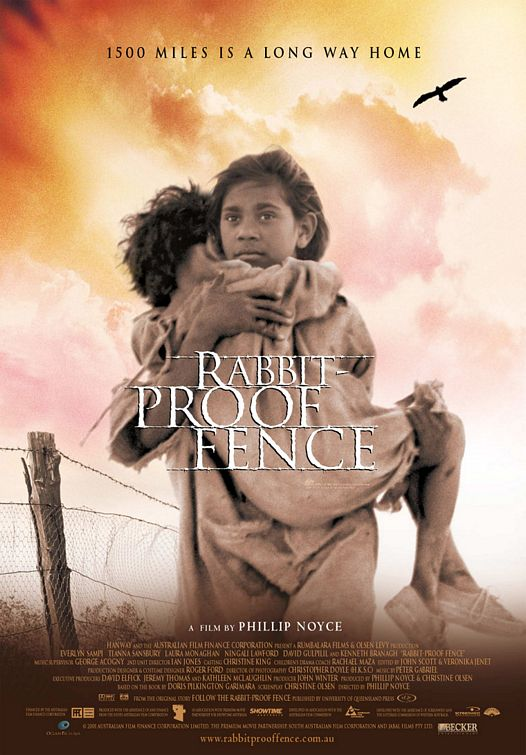 Rabbit-Proof Fence Poster #1