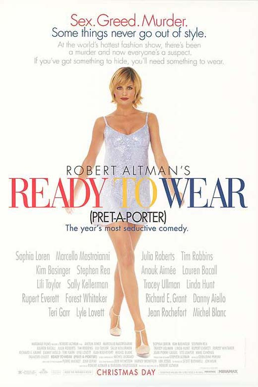 Ready to Wear Poster #1