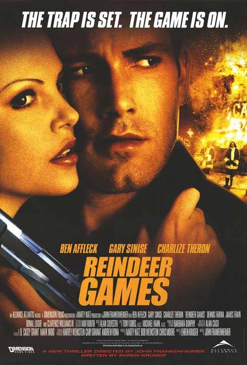 Reindeer Games Poster #1