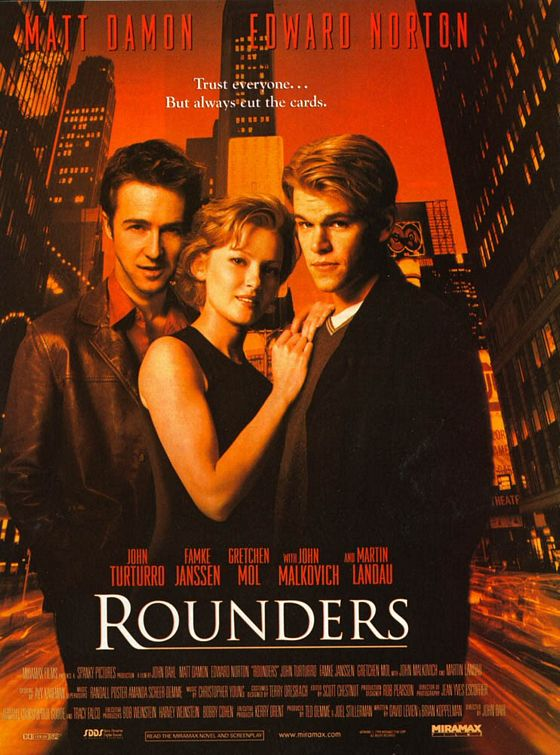 Rounders Poster #1