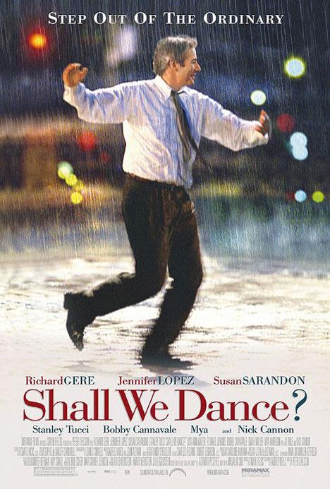 Shall We Dance? Poster #1