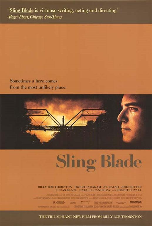 Sling Blade Poster #3