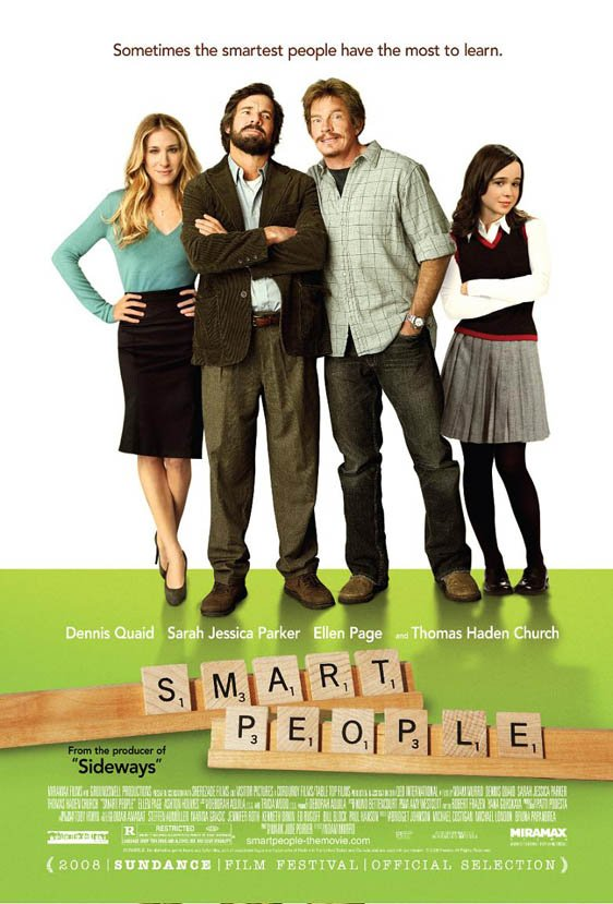Smart People Poster #2