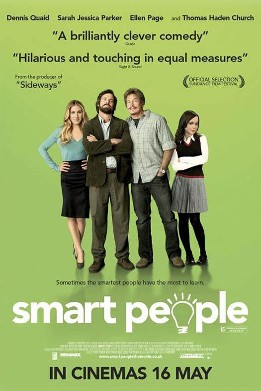 Smart People Poster #3