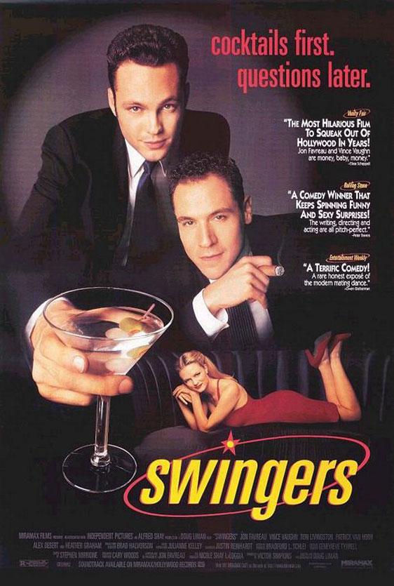 Swingers Poster #1