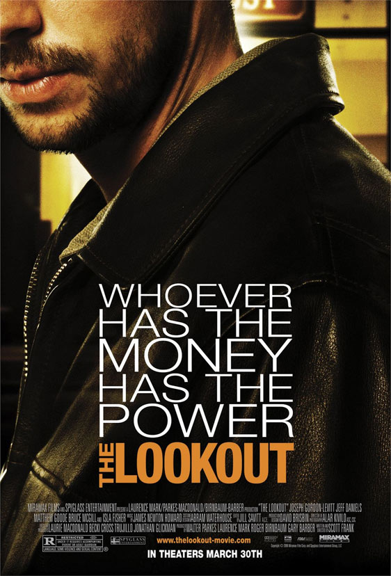 The Lookout Poster #3