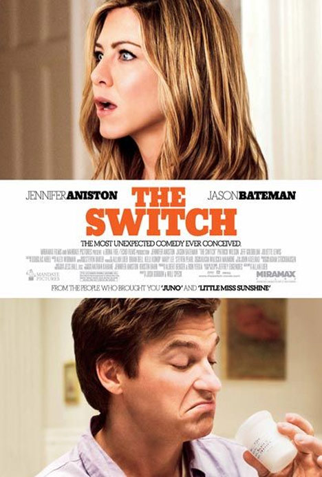 The Switch Poster #1