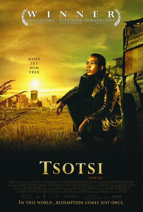 Tsotsi Poster #1