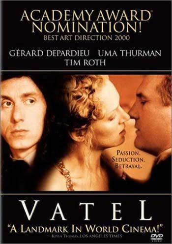 Vatel Poster #1