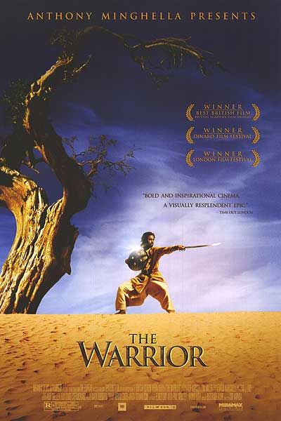 The Warrior Poster #1