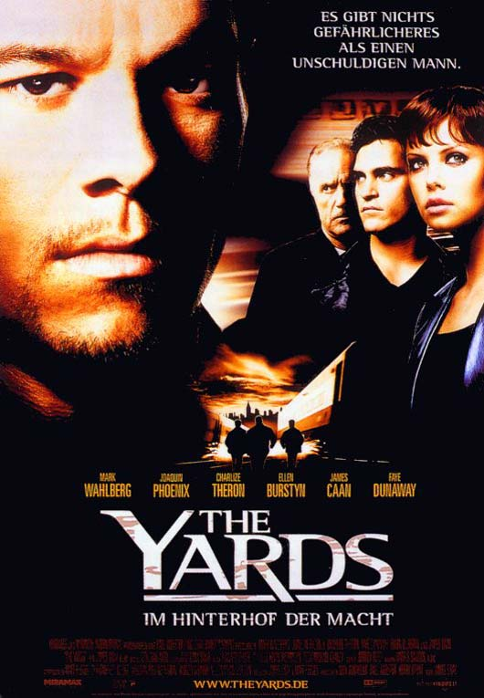 The Yards Poster #1