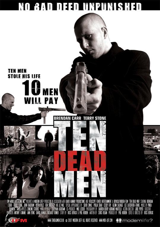 Ten Dead Men Poster #1