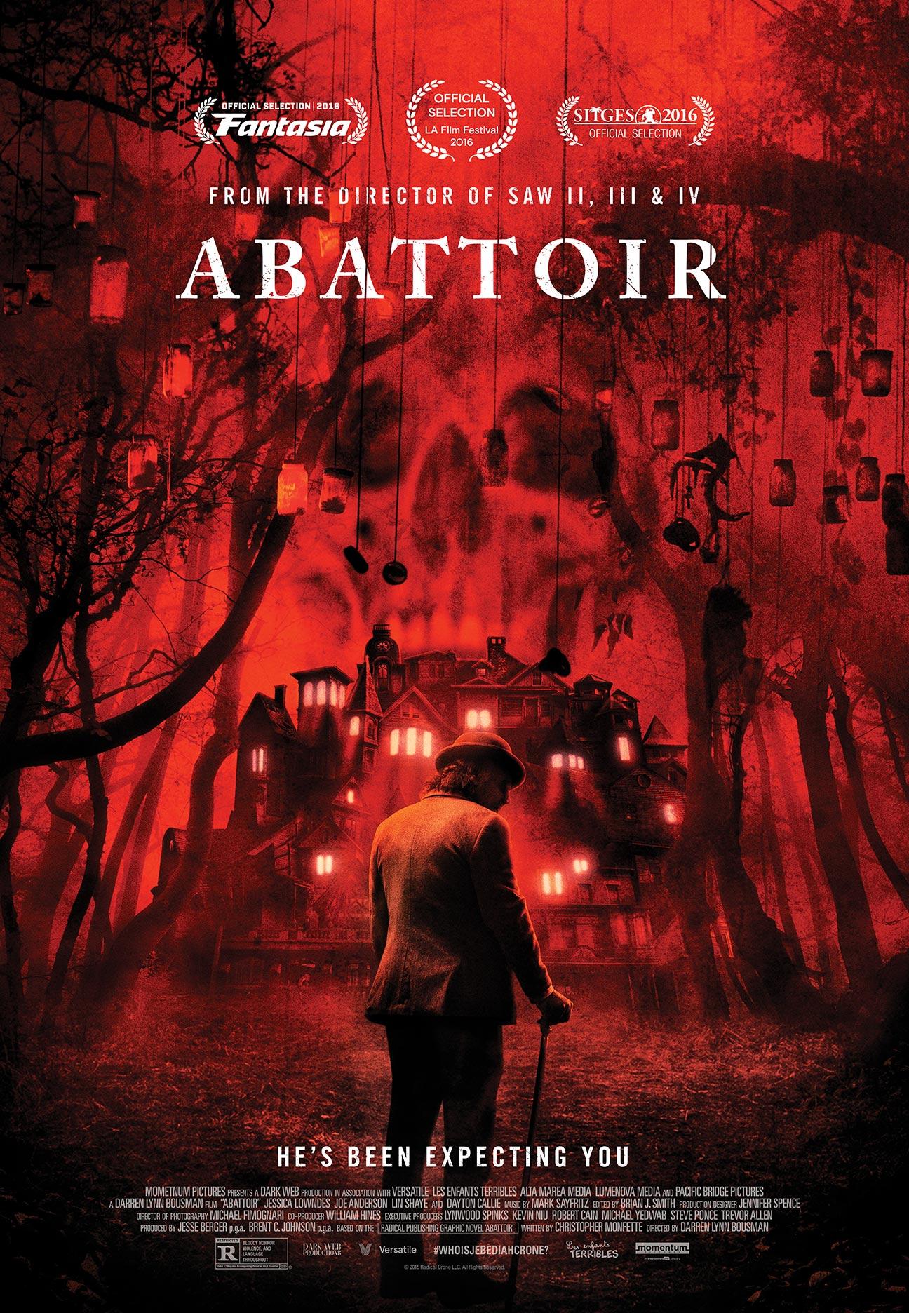 Abattoir Poster #1