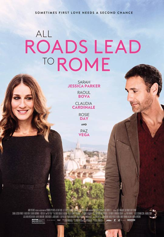 All Roads Lead to Rome Poster #1