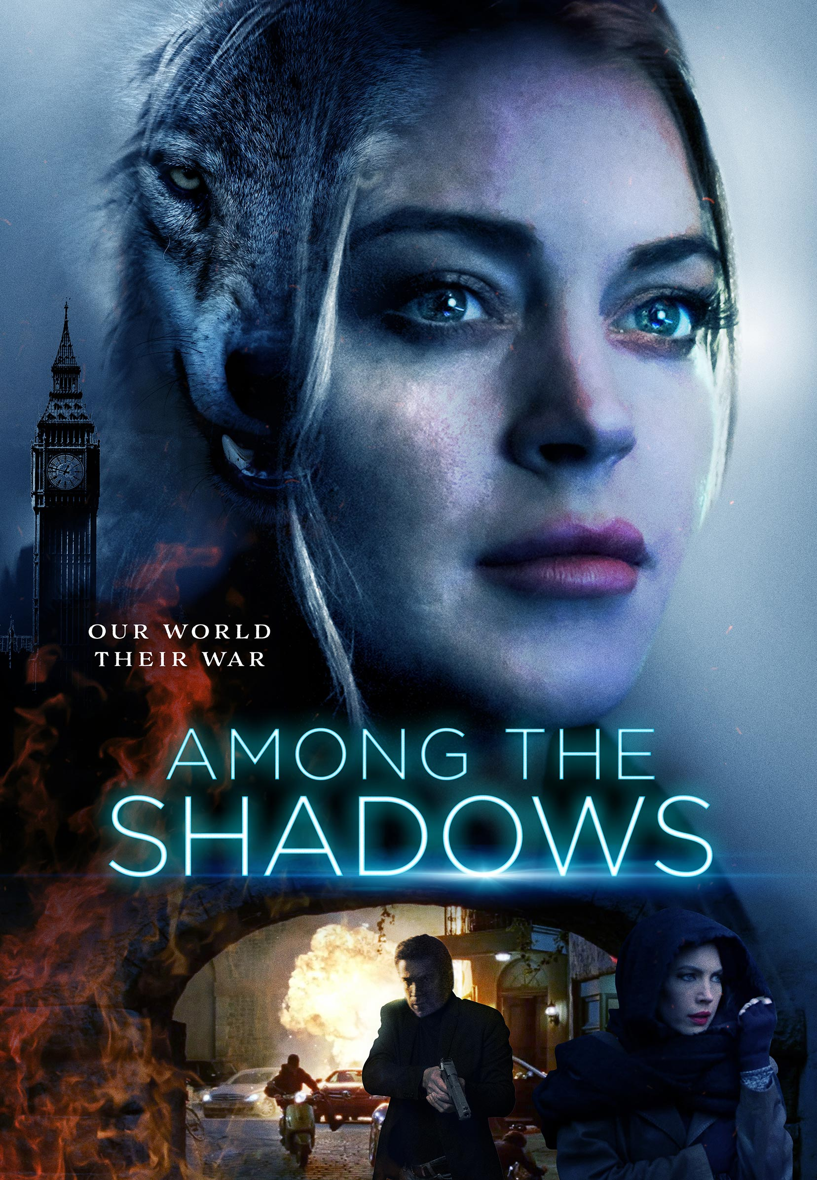 Among the Shadows Poster #1