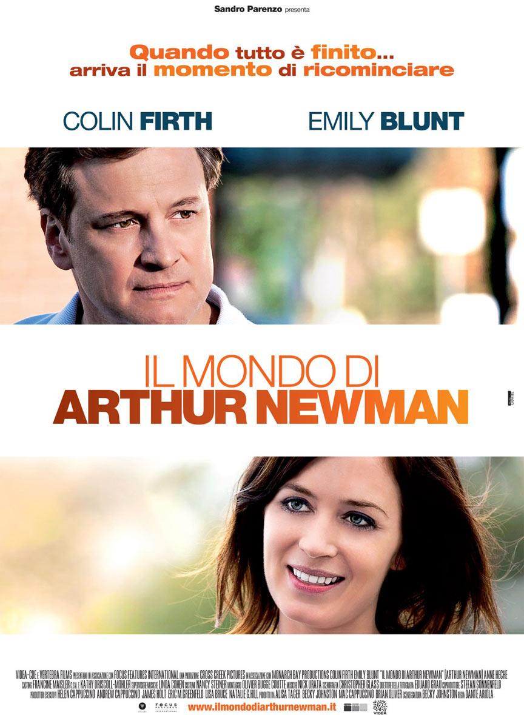 Arthur Newman Poster #2
