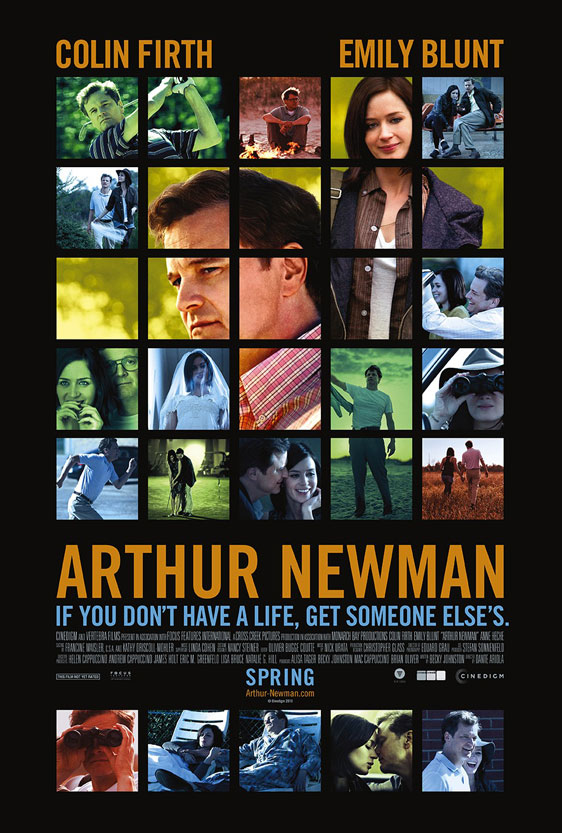 Arthur Newman Poster #1