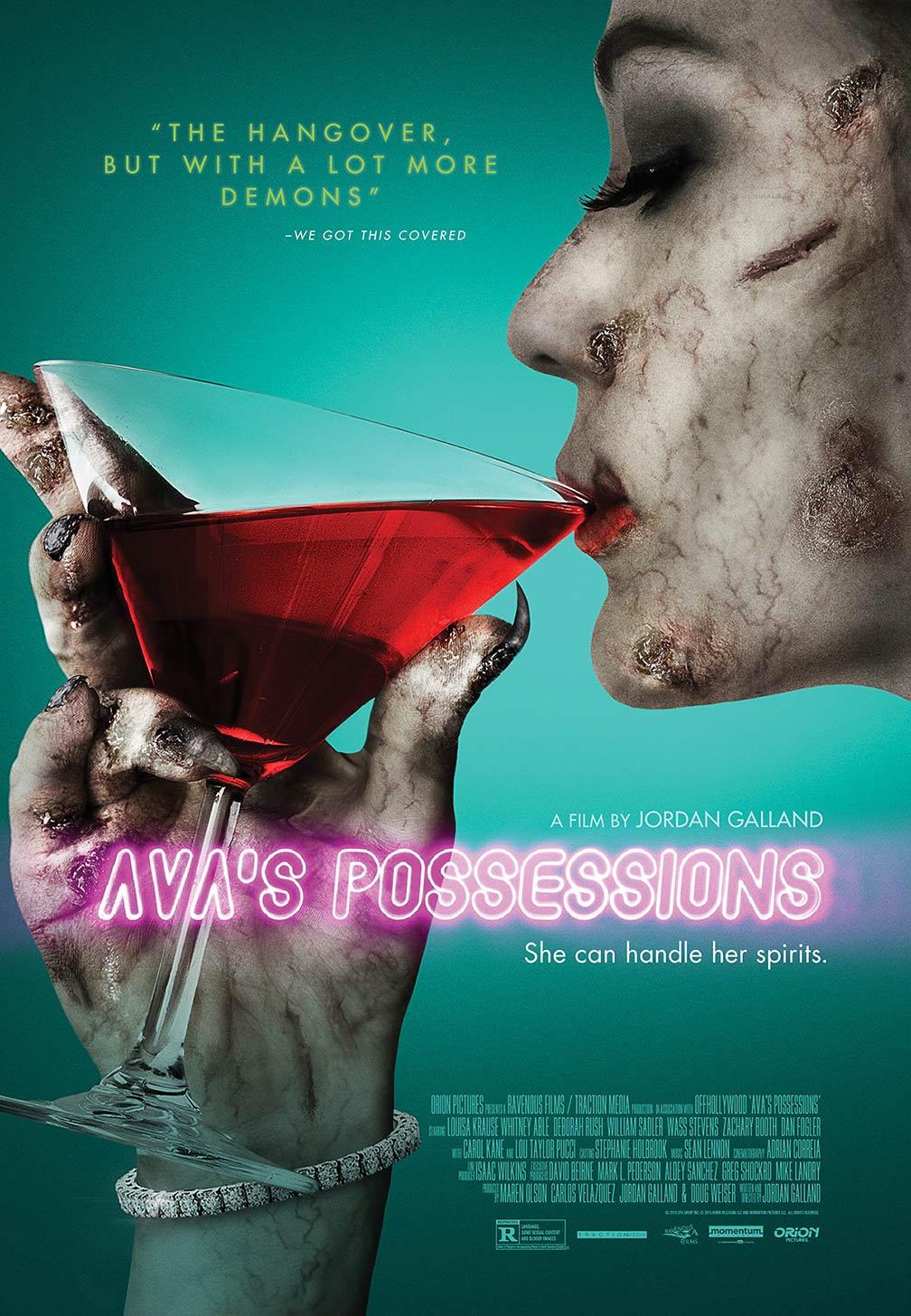 Ava's Possessions Poster #1