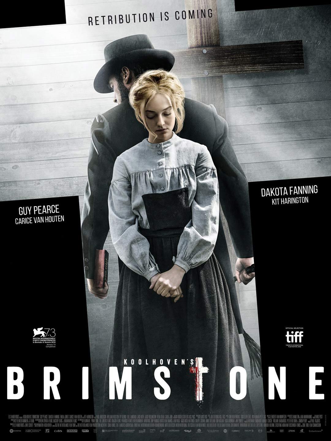 Brimstone Poster #2