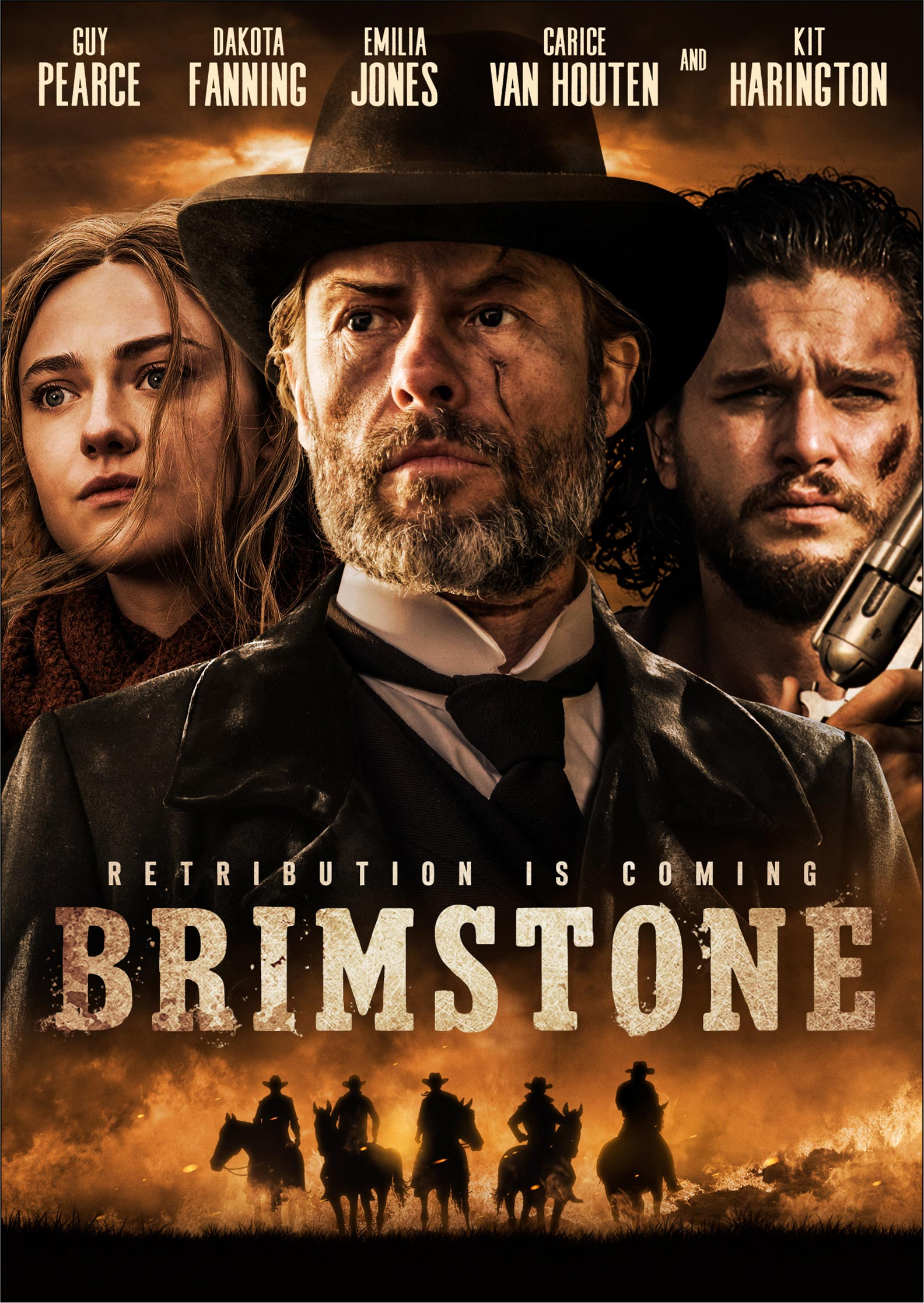 Brimstone Poster #1