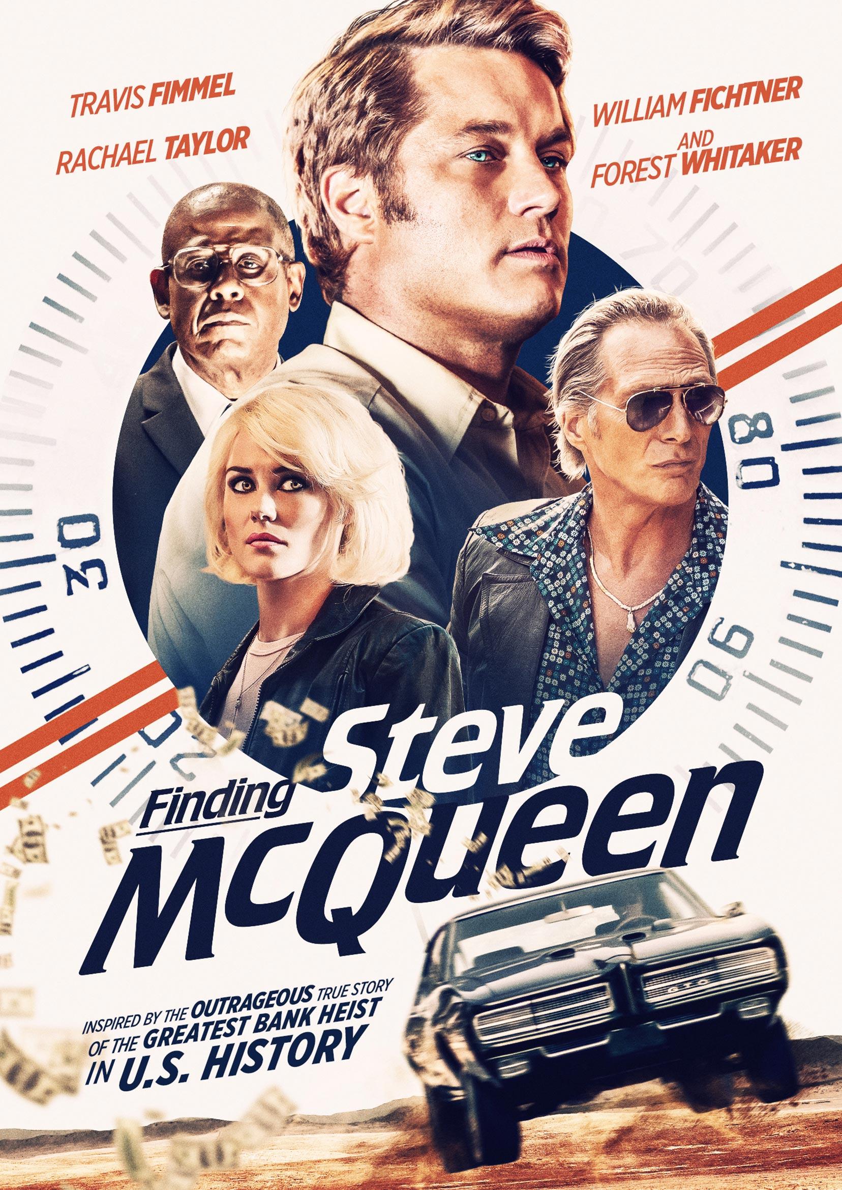 Finding Steve McQueen Poster #2