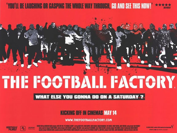The Football Factory Poster #2